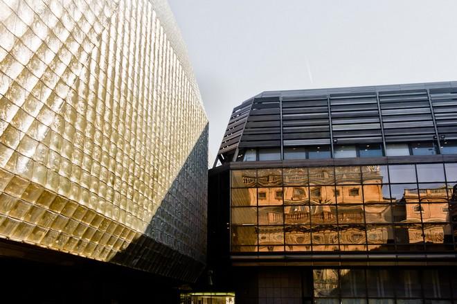 Nová scéna Národního divadla Praha (foto Khalil Baalbaki)