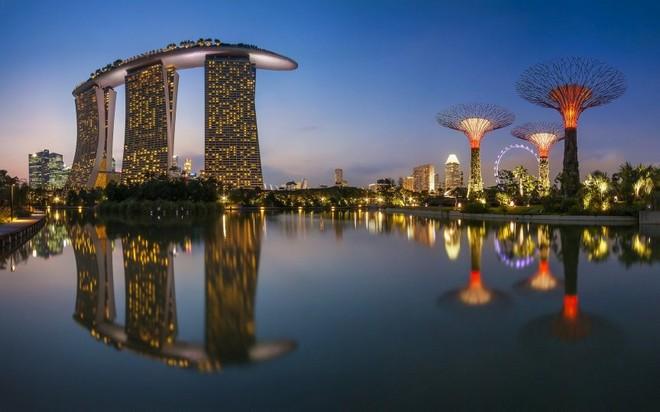 Singapur (foto archiv)