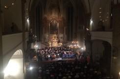 Antonín Dvořák: Stabat mater – Musica Florea a Marek Štryncl – Praha 10. 6. 2016 (foto Musica Florea)