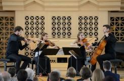 Armida Quartett: brilantní dokonalostí a precizností ke kráse