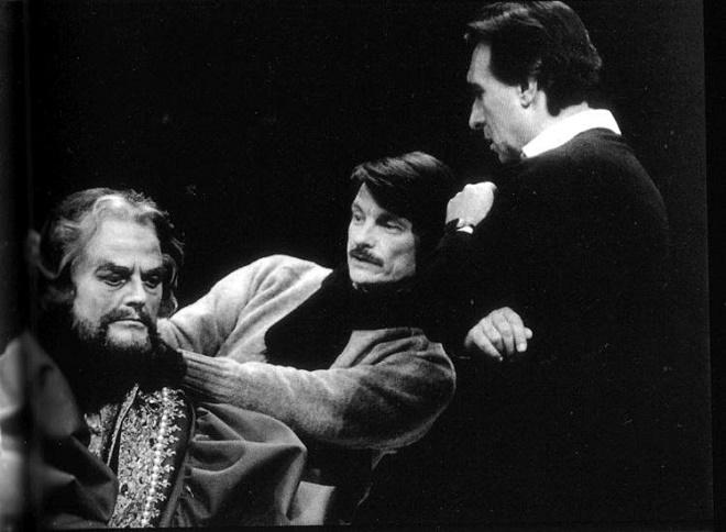 M. Musorgskij: Boris Godunov vo Vienna Staatsoper (zdroj archív Slovenského filharmonického zboru)