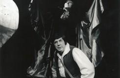 Carl Maria von Weber: Čarostřelec - Jan Kyzlink (Kašpar), Jan Vlasák (Samiel) - SD Ostrava 1979 (foto Vladimír Dvořák / archiv NDM)