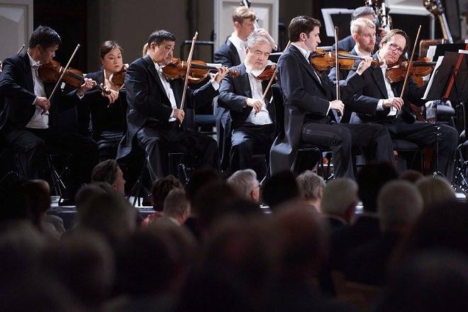 Pittsburský symfonický orchestr - Dresdner Musikfestspiele 2016 (foto © Stephan Floss)