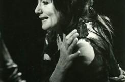 R.Strauss: Elektra - Elena Kittnarová (Elektra) - SND Bratislava 1980 (foto archiv SND)