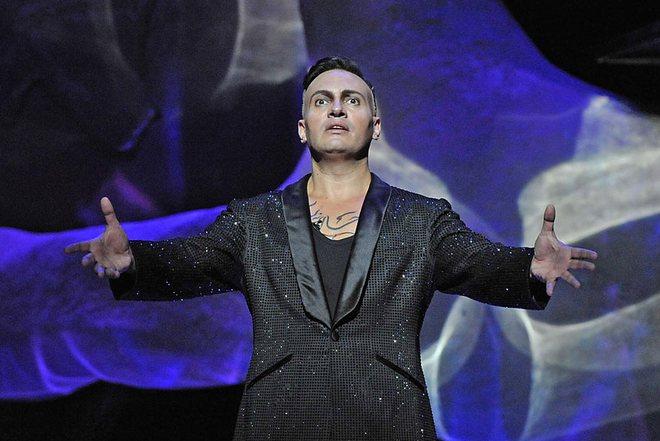 A.Boito: Mefistofele - Erwin Schrott -Pfingsfestspiele Baden-Baden 2016 (zdroj swr.de)