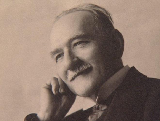 Josef Bohuslav Foerster (foto zapisnikzmizeleho.cz)
