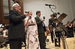 Pivní oratorium Jana Kučery v premiéře Pardubického hudebního jara
