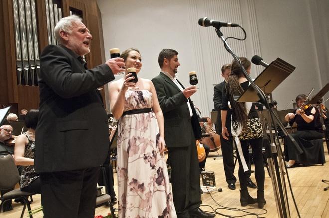 Závěrečný koncert Pardubického hudebního jara 2016 - Pardubice 10.5.2016 (foto Lada Kolesárová)