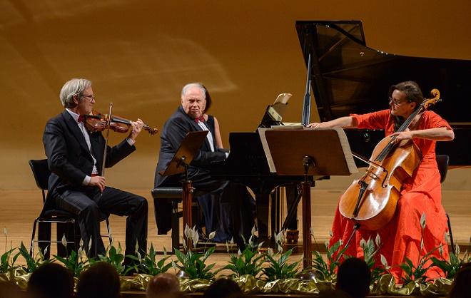 Guarneri Trio Prague - Pražské jaro 2016 (foto © Pražské jaro/Ivan Malý)