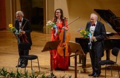 Guarneri Trio Prague - Čeněk Pavlík, Michaela Fukačová, Ivan Klánský - Pražské jaro 2016 (foto © Pražské jaro/Ivan Malý)