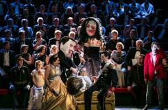 Jana Sibera jako Ofélie v Göteborgu aneb Náhoda přeje připraveným