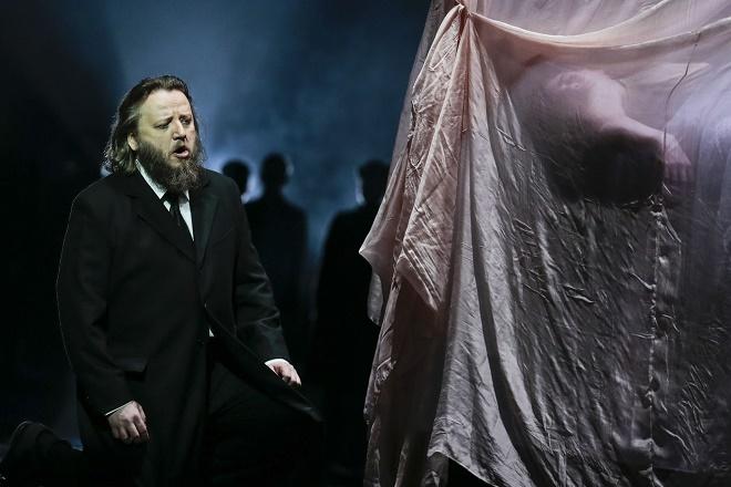 G. Verdi: Simon Boccanegra - Jozef Benci (Jacopo Fiesco) - SND 2016 (foto Ctibor Bachratý)