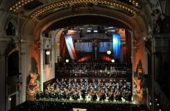 Fotoreportáž: Česká filharmonie a Paavo Järvi zahájili Pražské jaro