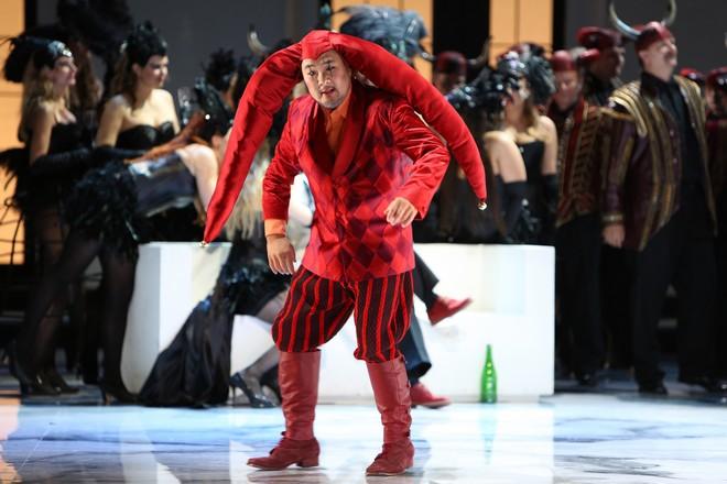 Giuseppe Verdi: Rigoletto - Leo An (Rigoletto) - SND Bratislava 2013 (foto Jozef Barinka)