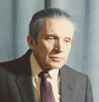 Mieczysław Weinberg (foto archiv)
