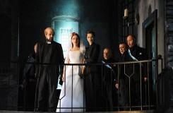 Lucia di Lammermoor v Meiningenu se skleněnou harmonikou