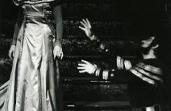 G.Verdi: Nabucco - Elena Kittnarová (Abigail), Juraj Martvoň (Nabucco) - SND Bratislava 1966 (foto archiv SND)