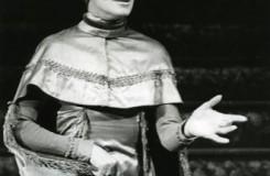 G.Verdi: Nabucco - Elena Kittnarová (Abigail) - SND Bratislava 1966 (foto archiv SND)