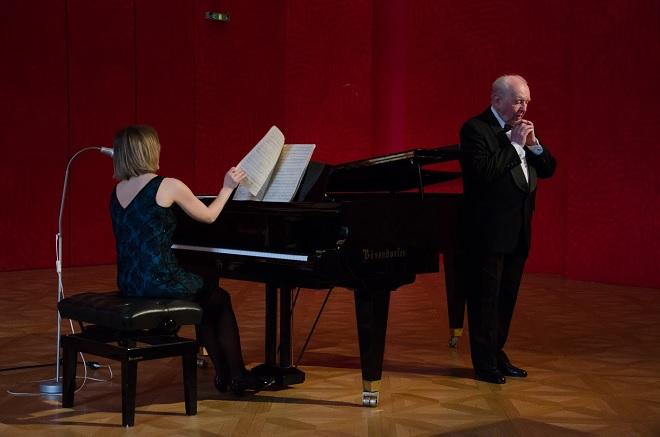 Recitál Richarda Nováka a Alice Rajnohové - 9.5.2016 Brno (foto Arathan Photography)