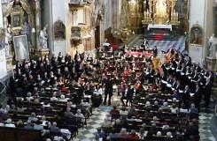 Dvořákovo oratorium Stabat Mater u svatých Janů v Brně