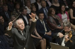 Berlínská Staatskapelle a Daniel Barenboim sklidili za Brucknera na Pražském jaru ovace