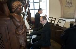 Famózní setkání s barokními mistry