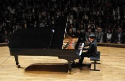 Prolog Pražského jara - Seong-Jin Cho (klavír) - Dvořákova síň Rudolfina Praha 2016 (foto PJ Zdeněk Chrapek)