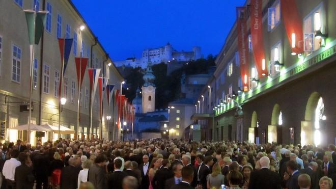 Salzburger Pfingstfestspiele (foto SN/Robert Ratzer)
