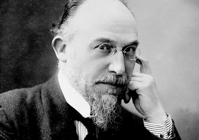 Erik Satie (zdroj en.wikipedia.org)