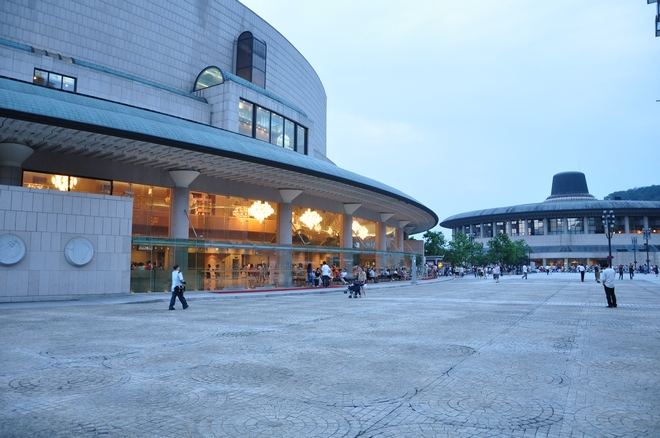 Seoul Arts Center (foto archiv)