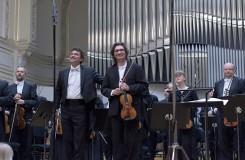Kaspar Zehnder a Piotr Plawner v Bratislavě