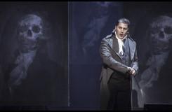 Fotogalerie: V Národním divadle měl premiéru Andrea Chénier