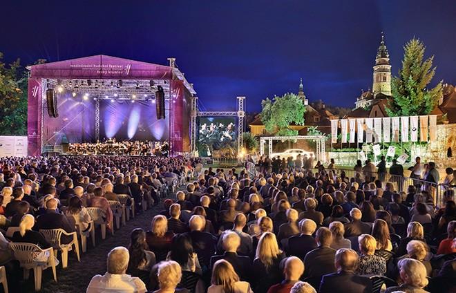 Mezinárodní hudební festival Český Krumlov 2015 (foto Libor Sváček)