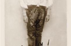 Leoš Janáček: Její pastorkyňa - Theodor Schütz (Laca Klemeň) - ND Praha 1916 (foto archiv ND Praha)