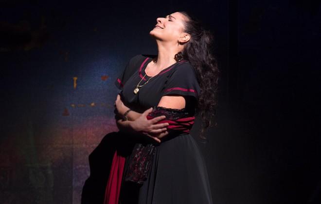 Leonard Bernstein: West Side Story – Cecilia Bartoli (Maria) – Salzburger Pfingstfestspiele 2016 (foto © Salzburger Festspiele / Silvia Lelli)