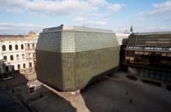 Národní divadlo po čtvrtstoletí získalo zpátky část areálu Nové scény
