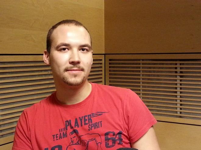 Tomáš Pilař (zdroj radio.cz)