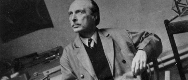 Rudolf Laban (foto archív)