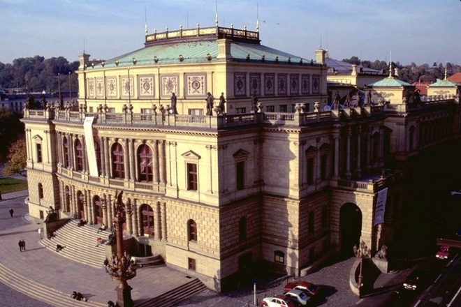 Rudolfinum (archiv)