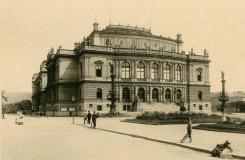 Před 70 lety byl v Rudolfinu obnoven koncertní provoz
