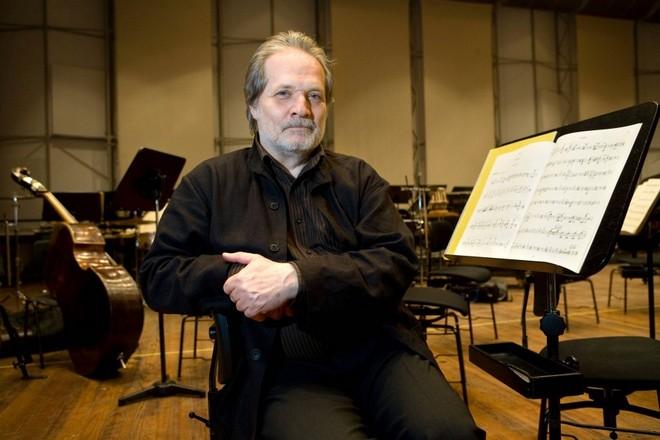 Peter Eötvös (foto archiv)