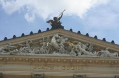 Rekonstrukce pražské Státní opery konečně začala, hotovo by mělo být na podzim 2019