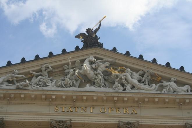 Státní opera Praha (foto archiv)