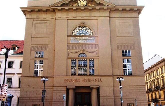 Dům U Hybernů Praha (foto archiv)