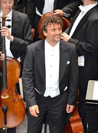 G.Mahler: Das Lied von der Erde . Jonas Kaufmann - Musikverein Vídeň 21.6.2016 (zdroj FB)
