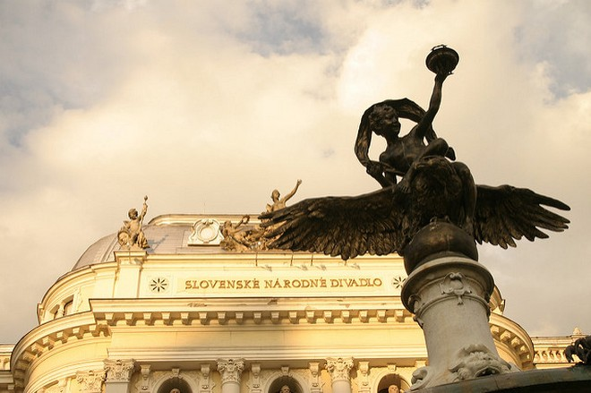 Slovenské národné divadlo (foto archiv)