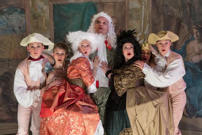 Olomoucké barokní slavnosti 2016 (foto archiv Ensemble Damian)