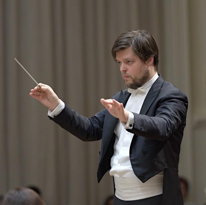 Óda na radost - Juraj Valčuha - Koncertná sieň Slovenskej filharmónie Bratislava 2016 (foto © Ján Lukáš)