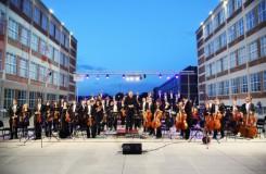 Zlínská filharmonie zahraje pod širým nebem pro děti s autismem