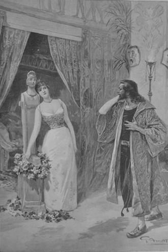 Jules Massenet: Thaïs - 3. jednání (foto archiv)